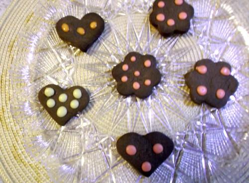 ricette bimby - biscotti con cannella e cacao