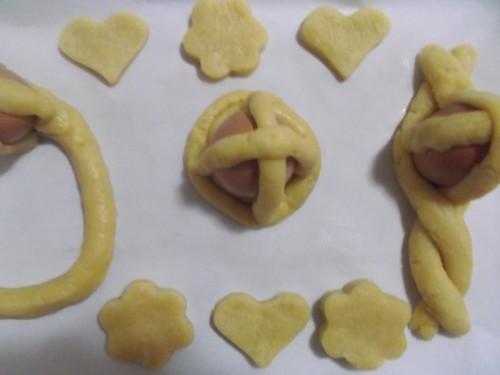 cuzzupe calabresi,dolci calabresi,cuzzupe,dolci di pasqua,ricette di pasqua 2013,uova,confettini colorati,dolce