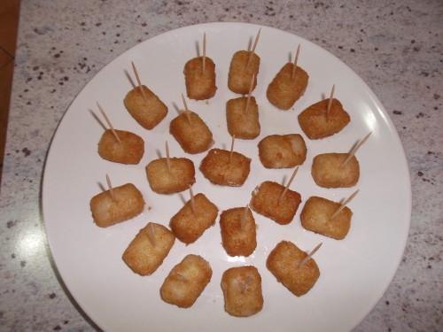 capodanno 2012,finger food,antipasto,pesce,secondo piatto
