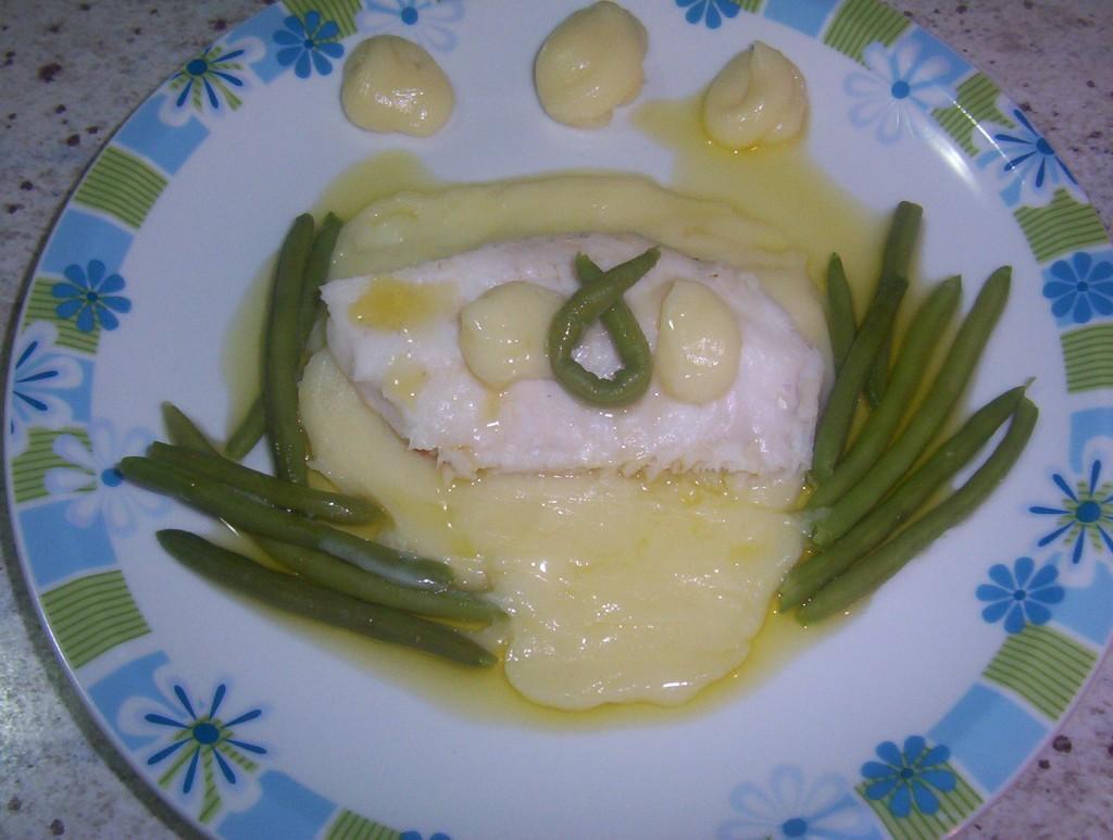 Ricette Bimby Filetti Di Merluzzo Con Purea Di Patate E Fagiolini